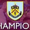 بيرنلي يحقق لقب الدوري الانجليزي للدرجة الأولى