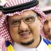 الأمير مشعل يسدد جزء من دعمه للنصر والرئيس يؤكد : سنسجل ونسجل ونسجل
