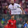تغييرات في هجوم ريال مدريدالموسم المقبل