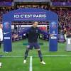 فيديو..ممر شرفي للسويدي زلاتان من فريق باريس سان جيرمان