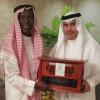 بالصور : الدكتور الشلهوب يكرم عمالقة الإعلام
