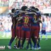 برشلونة بقوته الضاربة أمام اشبيلية