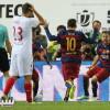 كيف يحتفل برشلونة بلقب الكأس؟