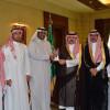 الأمير مشعل بن ماجد يدشن الفيلم الوثائقي آل زهايمر