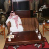 الأمير عبدالله بن مساعد يجتمع برئيسي النصر والأهلي