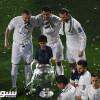 نجوم ريال مدريد واحتفال متواصل مع الجماهير