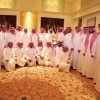إدارة المجزل تزور عضو الشرف الشيخ إبراهيم السلطان ويدعم النادي بمبلغ مليون ريال