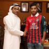 العبدلي يدعم صفوف الاتفاق في دوري جميل