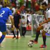 بالصور : الاتفاق يتغلب على الهلال ويحقق لقب أول دوري للصالات