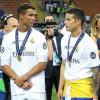 رونالدو يطالب زيدان بالحفاظ على لاعب ريال مدريد