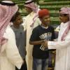 بالصور : المشيقح يفتتح المركز الصيفي للمؤسسة الخيرية لرعاية الايتام ( إخاء ) بمقر نادي النصر