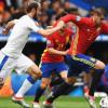بالصور : رأسية بيكيه تمنح إسبانيا فوزاً هاماً على التشيك