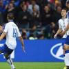 بالصور : واقعية إيطاليا تتفوق على بلجيكا بثنائية دون رد