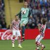صور من لقاء البرتغال و كرواتيا – يورو 2016