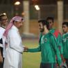 بالصور : منتخب الشباب ينهي معسكره الإعدادي في الرياض