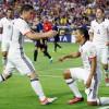كولومبيا تتفوق على أمريكا بهدف باكا وتحقق المركز الثالث