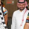 وصول محترف الشباب الجزائري بن العمري