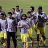 بالصور / كواليس أولى تدريبات النصر : غياب الفريدي وخميس والمدرب يتجول في مرافق النادي
