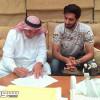 الكويتي فهد الأنصاري يوقع رسمياً مع نادي #الاتحاد