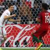 صور من لقاء بولندا والبرتغال – يورو 2016