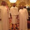 بالصور : الفرنسي كريم بنزيمة في ضيافة الامير عبدالله بن مساعد والامير عبدالرحمن في مكة المكرمة