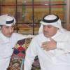 الشيخ عبدالمحسن الحكير يستقبل في منزله منسوبي نادي الرياض