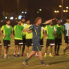 البلجيكي باتريك يرصد ملاحظاته خلال فترة تجمع لاعبي الخليج