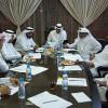 أعضاء شرف نادي أُحد الداعمين يجتمعون لحل مشاكل النادي المالية
