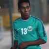 لاعب نادي أحد سمير سنوسي ينضم لمنتخب الشباب إستعداداً للبطولة الخليجية
