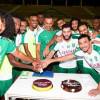 تواصل التحضيرات في النادي الأهلي و إحتفالية بغوميز بعد فوز البرتغال باليورو