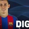 برشلونة يعلن التعاقد مع لوكاس دين