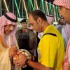 """أمير الباحة يرعى نهائي بطولة """"مشاري بن سعود"""" لكرة القدم"""