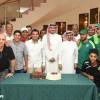 مركز الأمير عبدالله الفيصل بالنادي الأهلي يحتفل بعيد الفطر