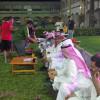 بيت الشباب بمحافظة جدة يقيم حفل معايدة لموظفيه و أعضاءه