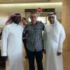 وصول مدرب الثقبة محمد سعد