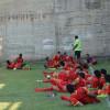 بلهادي يفرض التدريبات الصباحية والمسائية في معسكر النجوم بتركيا