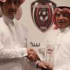 شخصية كويتية تنضم إلى قائمة أعضاء شرف نادي الرياض