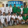 اخضر الطائرة يغادر للقاهرة لإقامة معسكر خارجي استعدادا للخليجية