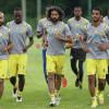 بالصور:النصر يواصل استعداداته بمعسكره بكرواتيا
