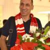 المدرب اليوناني جورجيوس دونيس يصل الامارات لتدريب نادي الشارقة
