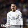 ريال مدريد ومصير مجهول للاعبه الكولومبي