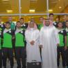 شباب اخضر اليد يبلغون نهائيات كأس العالم