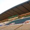 ملعب مدينة الملك خالد الرياضية بتبوك يتسع لـ10 الآف متفرج وله 12 بوابة