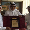 مجلس جمهور تبوك يكرم رئيس الإتحاد أحمد مسعود