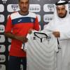 رئيس نادي هجر يوقع العقد الرسمي مع المدرب سمير هلال