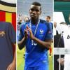 بوغبا يتصدر قائمة الـ10 الأغلى في تاريخ كرة القدم