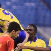 ( فيديو ) النصر يعبر النجوم بثلاثية نظيفة ويتأهل إلى ثمن نهائي كأس ولي العهد