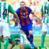 برشلونة يكتسح بيتيس بسداسية مقابل هدفين