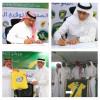 الخليج يبرم عقد الرعاية الطبية مع 9 CLINIC لرعاية فريق القدم وكافة العاب النادي المختلفة