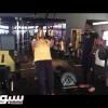 فيديو .. احمد مسعود يتدرب مع اللاعبين